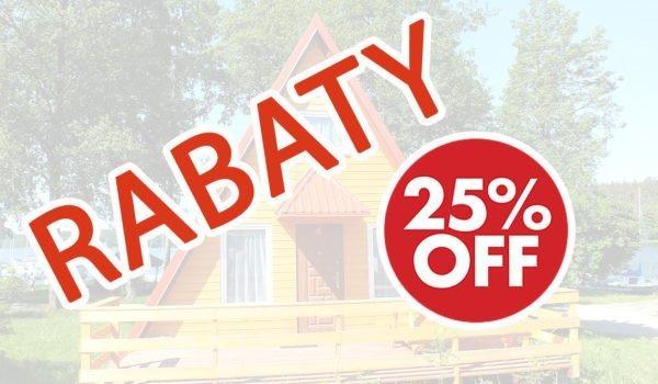 RABATY DO25 % ! ! !